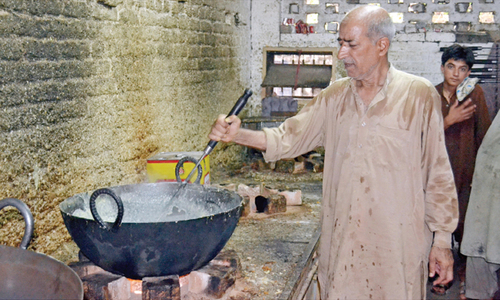 Chakwal's famous barfi and its five decade legacy