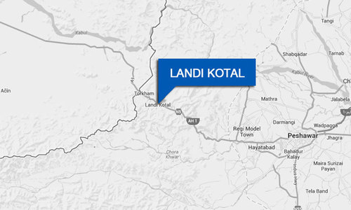 'Militant' killed in Landi Kotal firing
