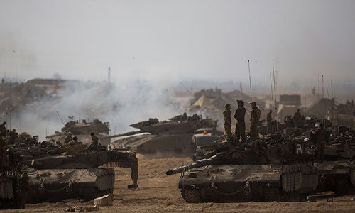 Fighting subsides in Gaza, but truce hopes fragile