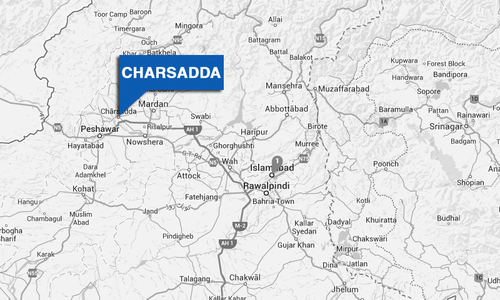 Three killed in Charsadda