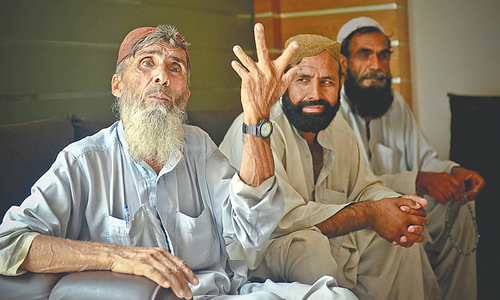 From Datta Khel to Sohrab Goth: IDPs' nightmare