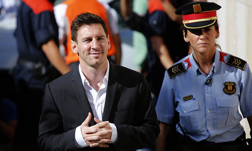 Judge rules tax fraud case against Messi will go ahead