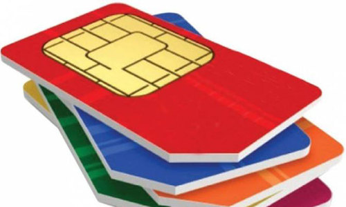SIM to be issued after biometric verification
