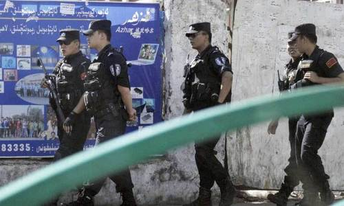 Dozens killed and injured in terror attack in China's Xinjiang