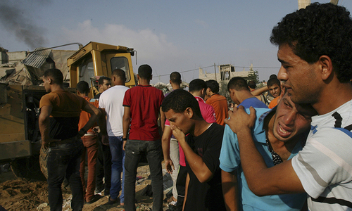Gaza death toll passes 1,200 amid latest talk of truce