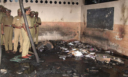 10 guilty in India school fire that killed 94 children