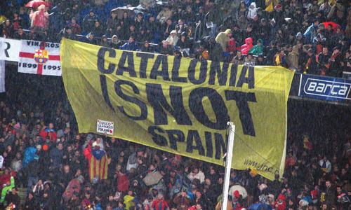 'Barca can't play in La Liga if Catalunya gets independence'