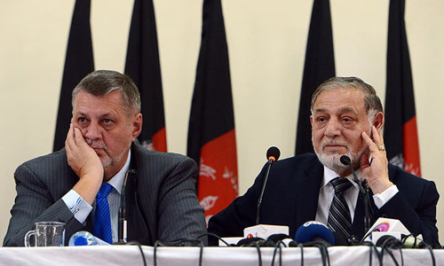 Afghanistan vote audit to restart at weekend