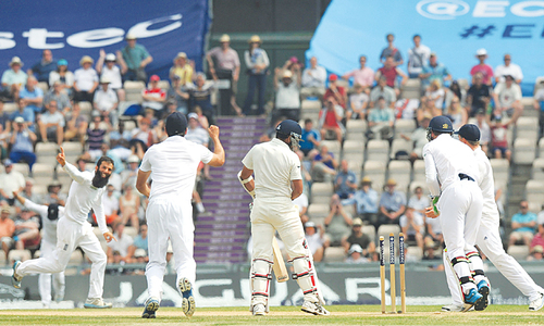 Moeen's spin helps England outclass India, level series