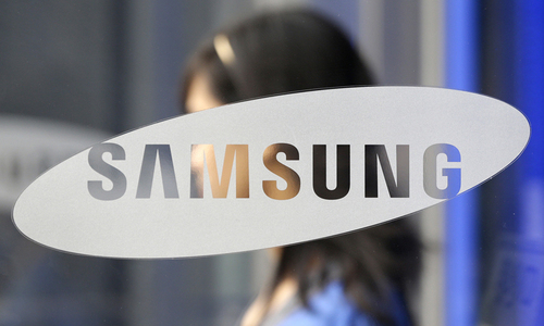 Samsung profit falls as smartphone sales slow