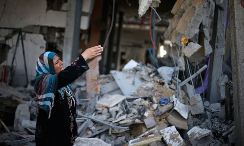 Gaza truce unravels within hours