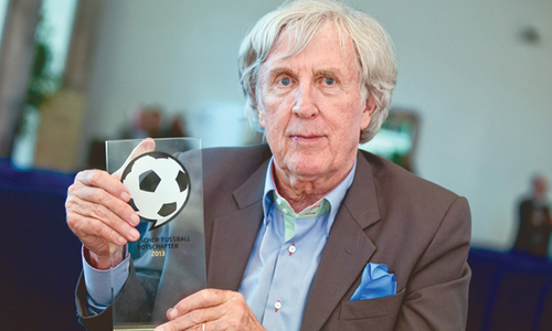 Of Obermann, Brazuca and Pakistan football