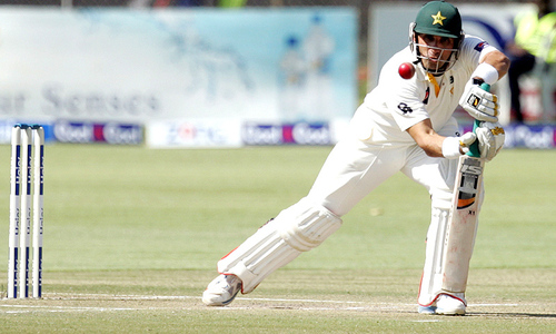 Misbah seventh in ICC Test rankings