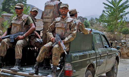 Army to be visible in Islamabad soon