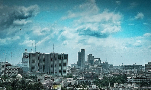 Karachi at bottom of high inflation cities