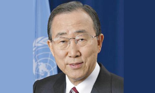UN chief condemns killings in Gaza school