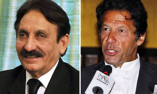 SC rejects former CJ's request for Imran's contempt case records