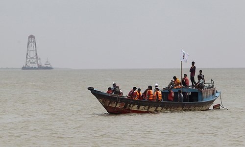 Nearly 120 feared drowned in Bangladesh ferry disaster