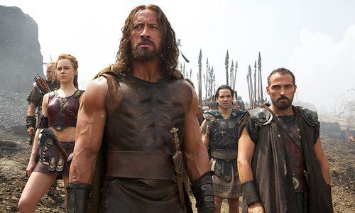 Movie Review: Ratner's Hercules is not insufferable
