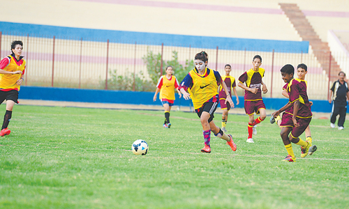 Balochistan United look to transform women's football in Pakistan