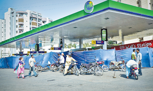 After Punjab, petrol shortage hits various cities in KP