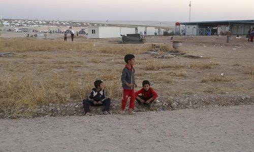 Islamic State kills at least 500 from Iraq's Yazidi minority