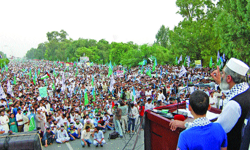 Nothing should go wrong on Independence Day, warns JI chief