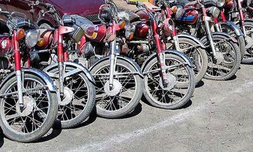 Booming motorcycle sale may lead to traffic chaos in city