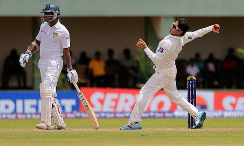 Saeed Ajmal reported for suspect bowling action