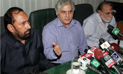 ECP dismisses Imran's allegations as baseless