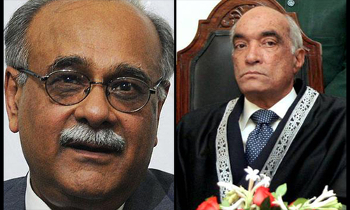 Imran Khan's statement: Sethi, Ramday reject allegations