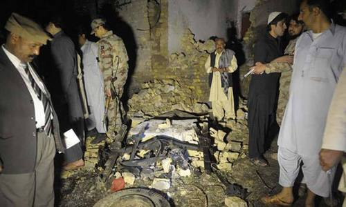 Blast leaves 20 injured in Balochistan