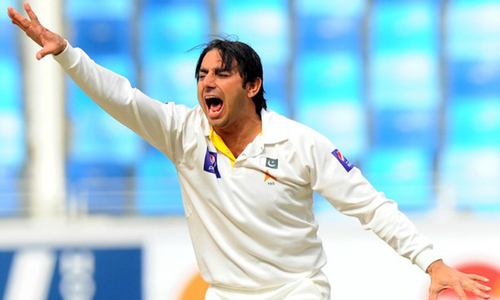 Coaches yet to start work on Ajmal's action