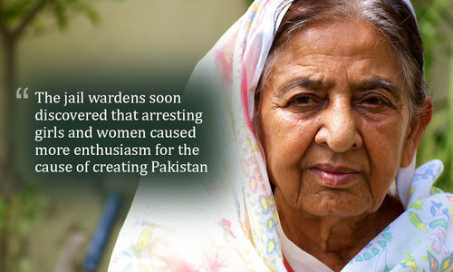 Powerful women of the Pakistan Movement