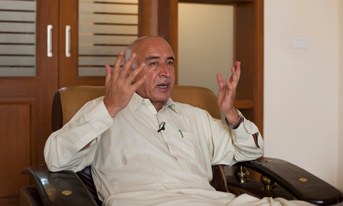 Iftikhar Chaudhry never contacted me for his son's appointment: Malik Baloch