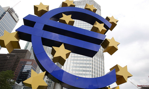 Eurozone recovery grinds to halt amid Ukraine fears