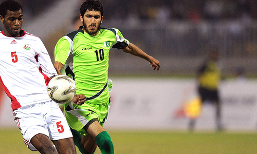 Football can bring India, Pakistan closer: Kaleemullah