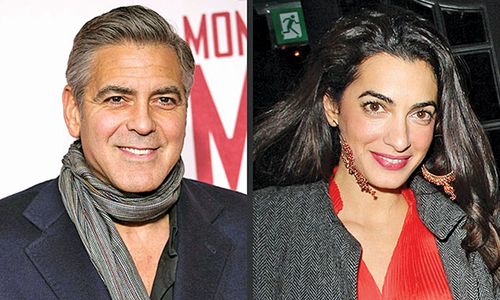 Clooney-Alamuddin wedding on Sept 20