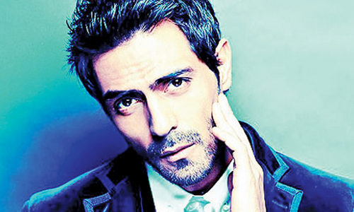 Arjun Rampal's marriage remains a mystery