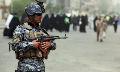Jihadists kill dozens in north Iraq 'massacre': officials