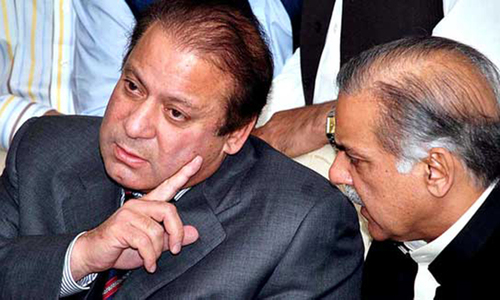 Decision on talks: Sharif to wait and see till tomorrow