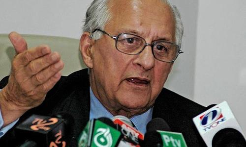Shahryar Khan officially named new PCB chairman