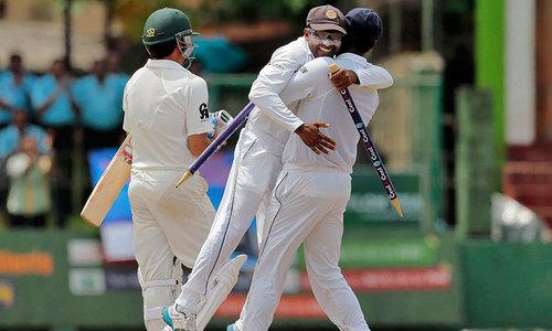 Sri Lanka gives Jayawardene winning farewell