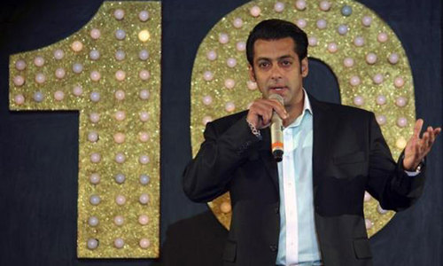 Salman Khan to launch his own single