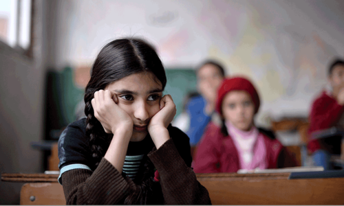 Footprints: Deconstructing the classroom
