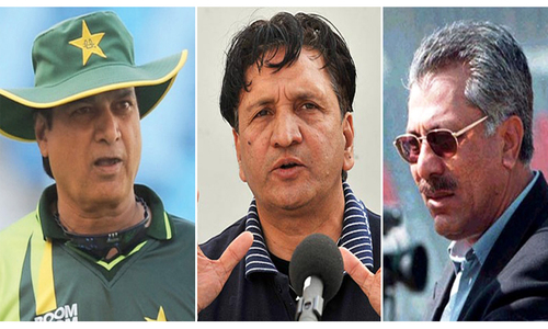 Zaheer, Mohsin, Qadir blast team for poor show