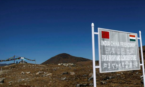 China troops enter disputed India territory, claim sources