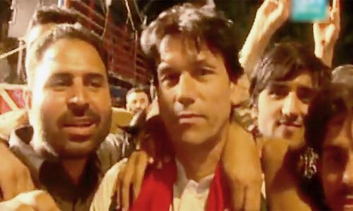 Meet the 'other Imran Khan'