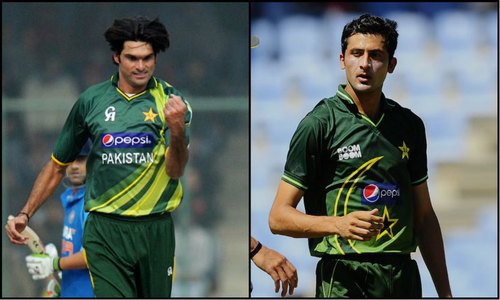 Irfan called up as cover for injured Junaid