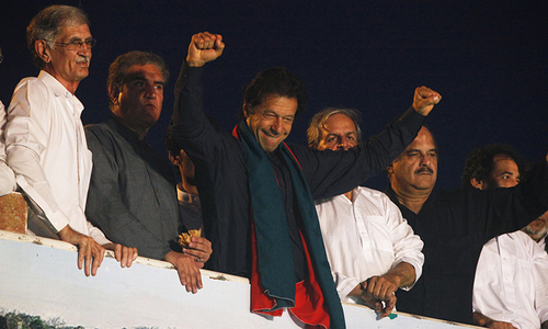 Islamabad march: Imran threatens to storm PM House unless Nawaz steps down